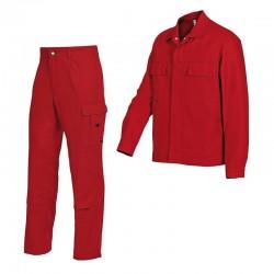 Blouson et Pantalon couleur unie