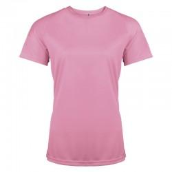 T-shirt femme couleur unie