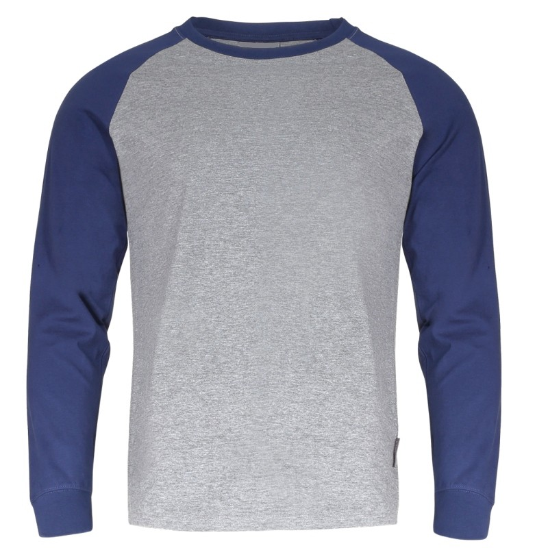 Tee Shirt manches longues bicolore