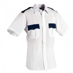 chemise agent de sécurité demi manches