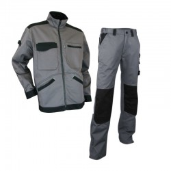 Blouson et pantalon bicolore