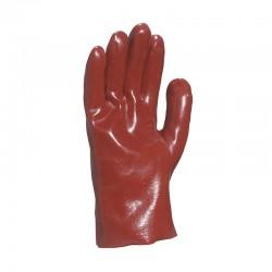 Gant PVC ouge 27 cm