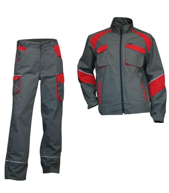 blousons et pantalons de travail avec logo